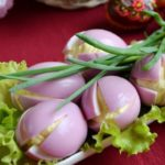 """""""Крокусы"""" из яиц"""