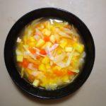 Ирландский суп с капустой и беконом