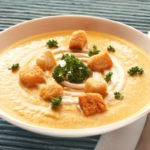Морковный суп-пюре по-восточному