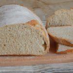 Бездрожжевой хлеб на кефире с яйцом в хлебопечке