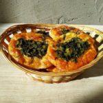 Творожно-сырные бублики-баранки с зеленью, рецепт с фото и видео
