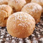 Сдобное печенье Медовые колобки с медом и корицей, рецепт с фото и видео