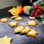 Печенье Апельсиновые звезды с корицей, рецепт с фото и видео