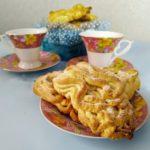Песочное печенье Хризантемы через мясорубку, рецепт с фото и видео