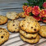 Овсяное печенье с шоколадной крошкой и фундуком, рецепт с фото и видео