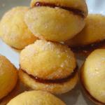 Нежнейшее итальянское печенье. Печенье с джемом