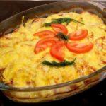 Индейка по-французски с картофелем и грибами, рецепт с фото