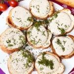 Бутерброды с намазкой из шпрот и плавленного сыра, рецепт с фото пошагово и видео
