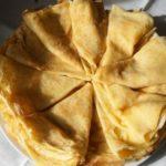 Блины-крепы с ромом, рецепт с фото