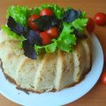 Картофельное пюре с беконом в духовке, рецепт с фото и видео