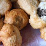 Орские ливерные пирожки из жидкого дрожжевого теста, рецепт с фото