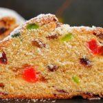 Рождественский Штоллен – Самый простой рецепт восхитительно вкусного кекса Штоллен!