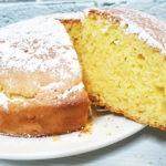 Быстрый «Сливочный пирог»