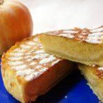 Пирог с творожно-тыквенной начинкой в мультиварке, рецепт с фото