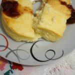 Нежное творожное суфле с манкой, рецепт с фото