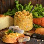 Паштет из сельди с морковью и маслом, рецепт с фото и видео
