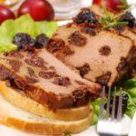 Паштет из утиной печени с черносливом и коньяком, рецепт с фото