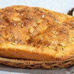 Хлеб «Фокачча» с пряными травами по-итальянски