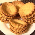 Домашние тарталетки на сливочном масле, рецепт с фото и видео