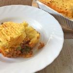 Пастуший пирог или картофельная запеканка с фаршем, рецепт с фото и видео