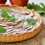 Французский тарт «Татен» с яблоками в духовке, рецепт с фото и видео