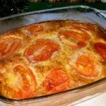 Курица в яично-сметанной заливке с сыром, рецепт с фото и видео