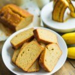 Банановый хлеб с ванилином и корицей в хлебопечке, рецепт с фото
