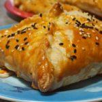 Слойки с курицей и сливочным сыром, рецепт с фото и видео