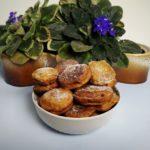 Пончики с бананом на завтрак, рецепт с фото и видео