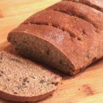Бездрожжевой пшенично-ржаной хлеб с медом и семечками, рецепт с фото и видео