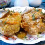 Тефтели без риса в сливочном соусе с грибами, рецепт с фото и видео
