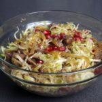 Салат с курицей и редькой по-узбекски, рецепт с фото и видео