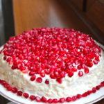 Салат Красная шапочка с гранатом и грецким орехом, рецепт с фото и видео