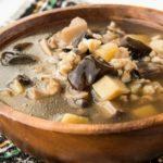 Суп с сушеными грибами и перловкой в мультиварке, рецепт с фото и видео