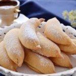 Творожное печенье «Бананы» на сметане, рецепт с фото